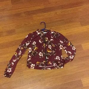 Other - Girls crop style jacket